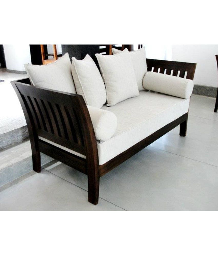 Solid Wood Sofa Set TheSofa