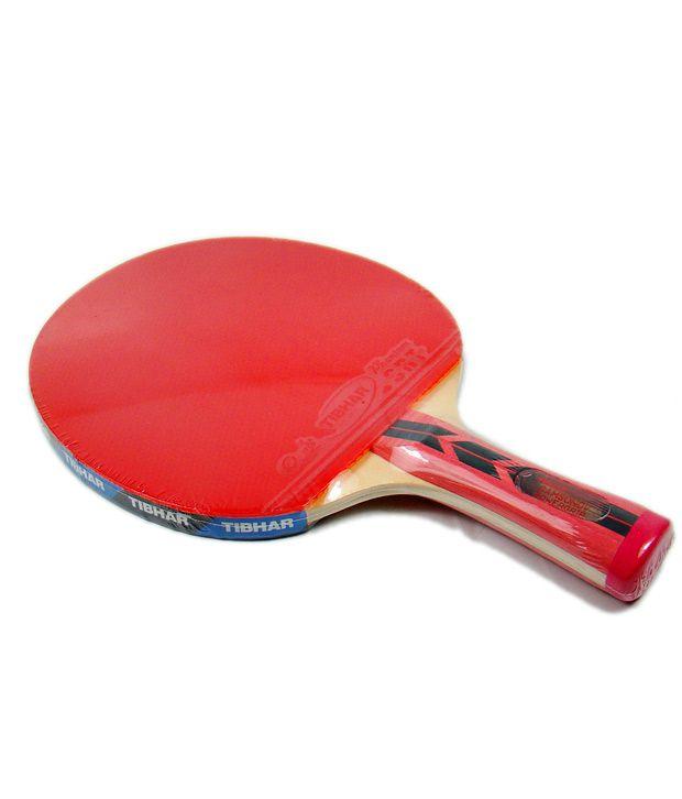 Tibhar Samsonov Powergrip Table Tennis Bat Buy Online At