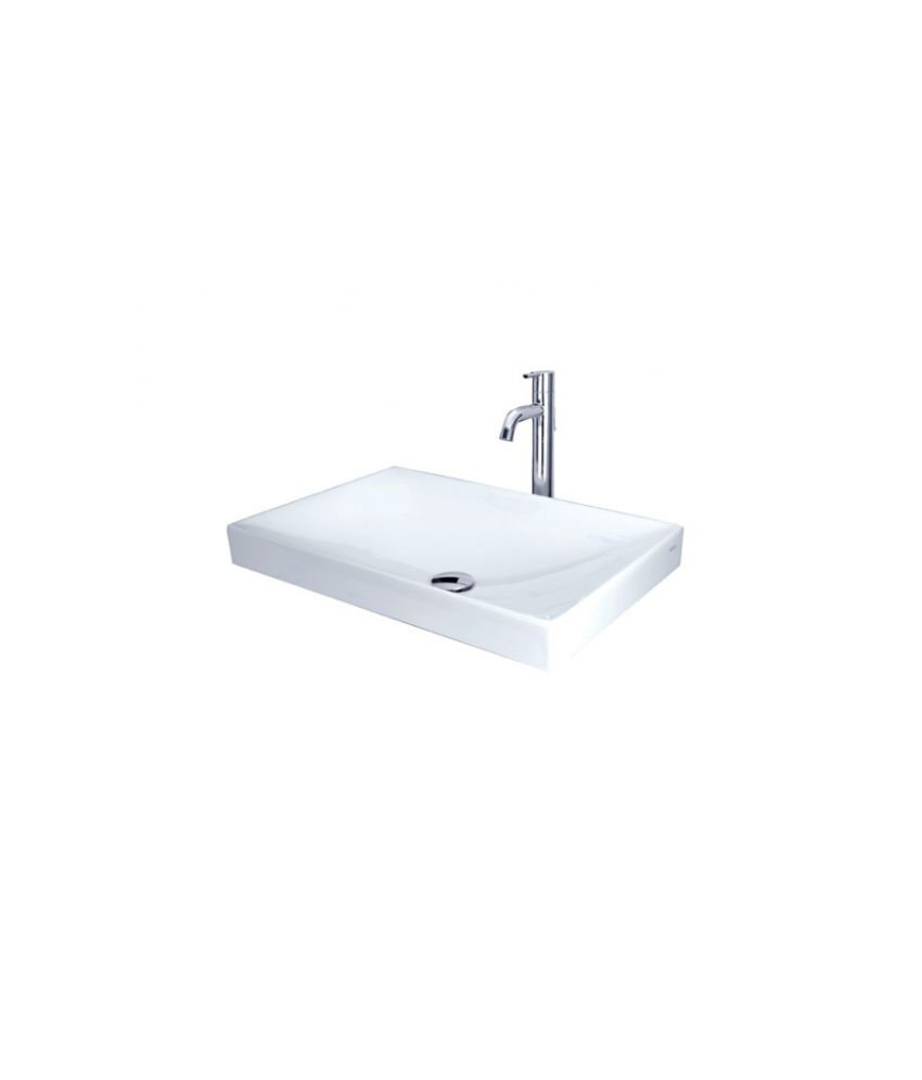 Buy Toto Console Lavatory (LW645J) Online at Low Price in India ...