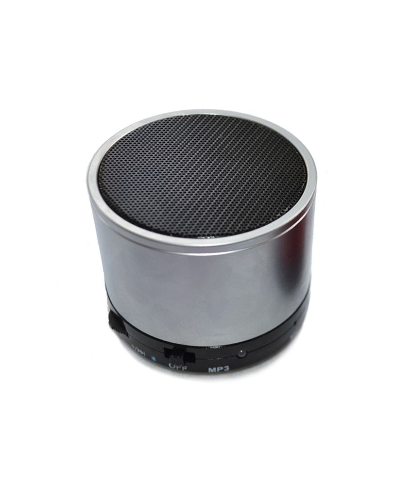 Syska S10 Bluetooth Speaker With Micro Sd Card Support ...