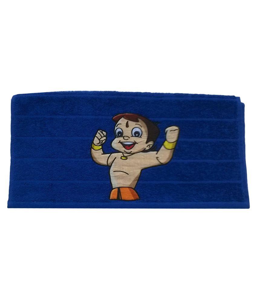Towel Chhota Bheem - Blue