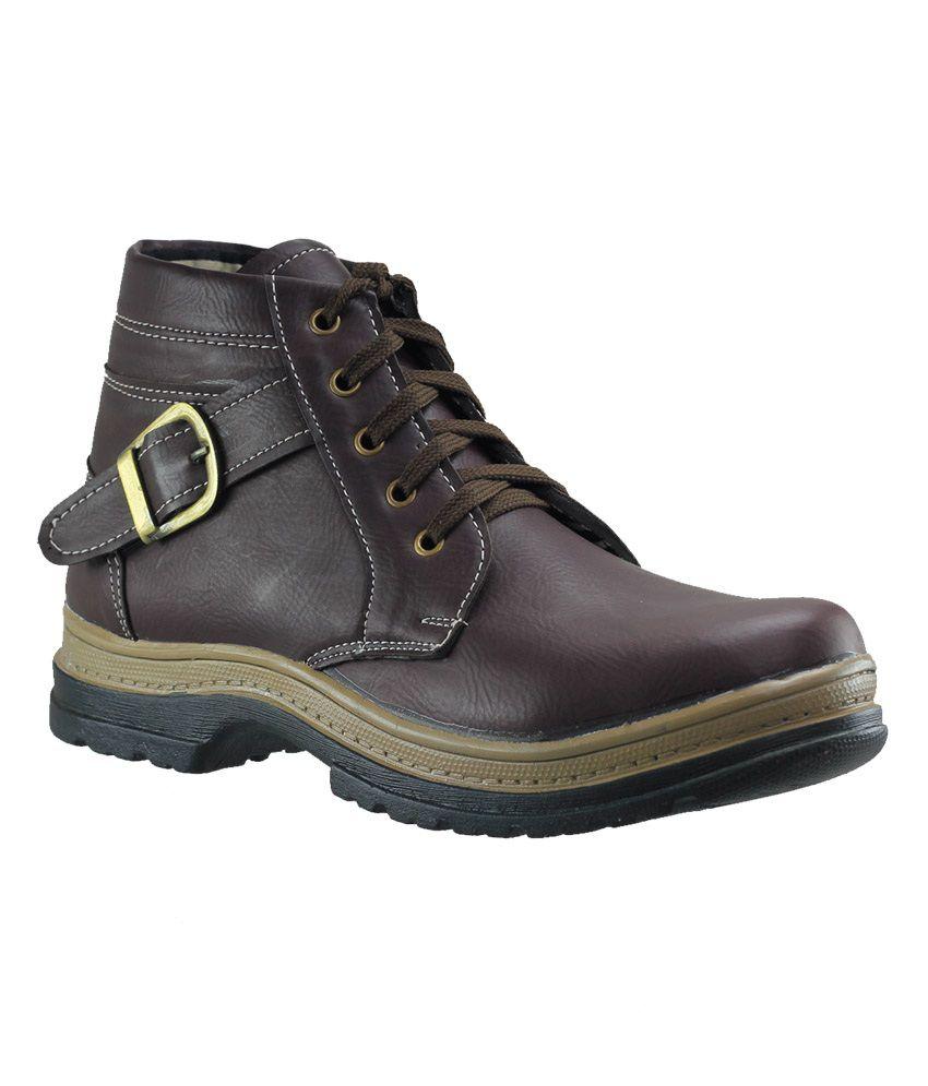 D'ziner Brown Boots