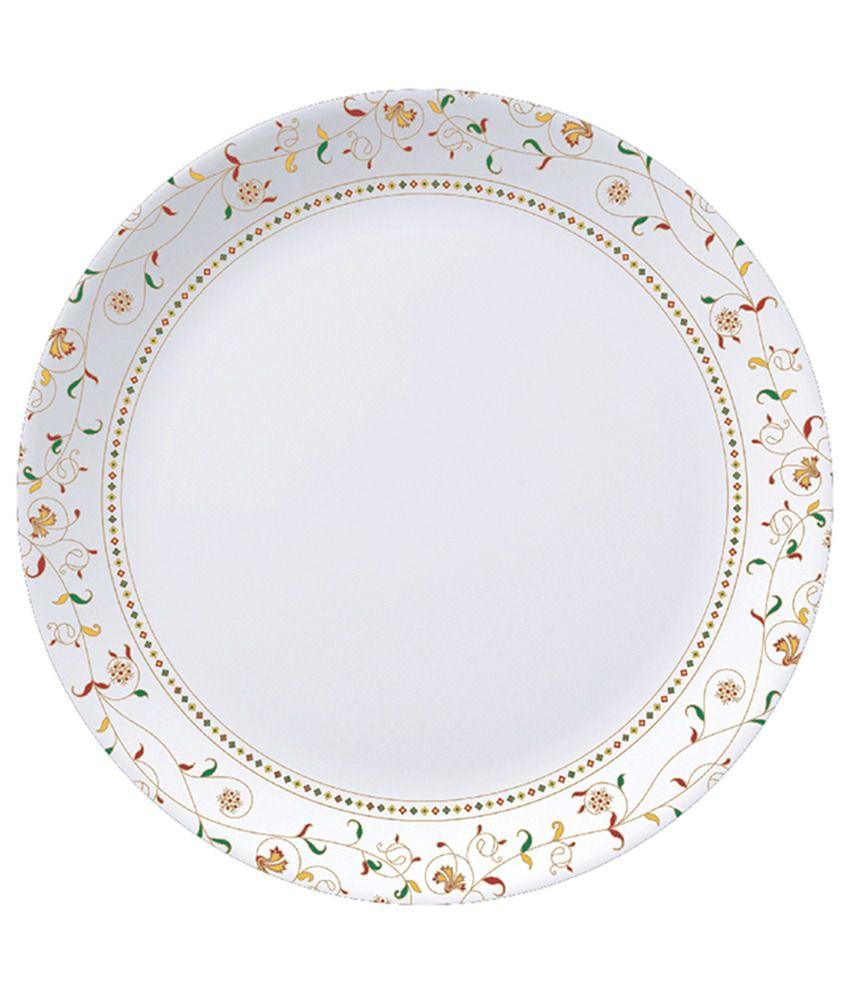 Prime Servewell 6 Pc Urmi Buffet Plate Set Filigree Download Free Architecture Designs Saprecsunscenecom