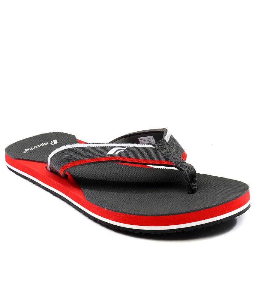 750c42c11ed2bd F-Sports Gray Flip Flops Price in India- Buy F-Sports Gray Flip Flops  Online at Snapdeal