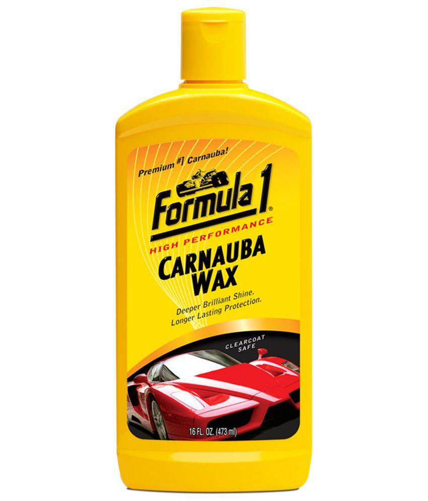 Formula  Car Wax Buy Online