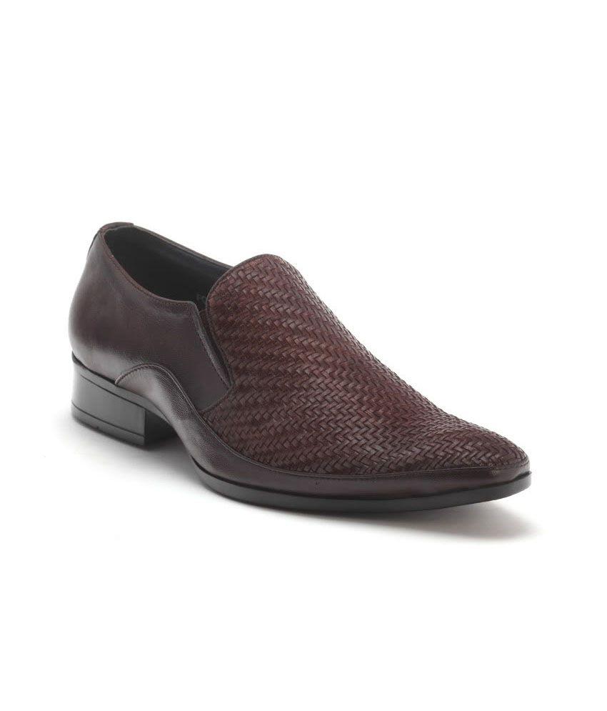 Egoss Brown Shoes