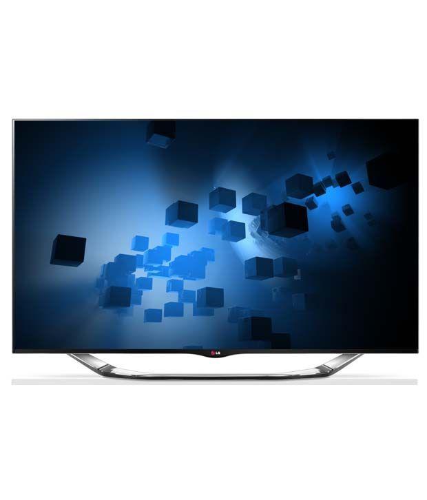 LG 55LA8600 139.7 cm (55) Ultra Slim Cinema 3D Smart Full HD LED Television