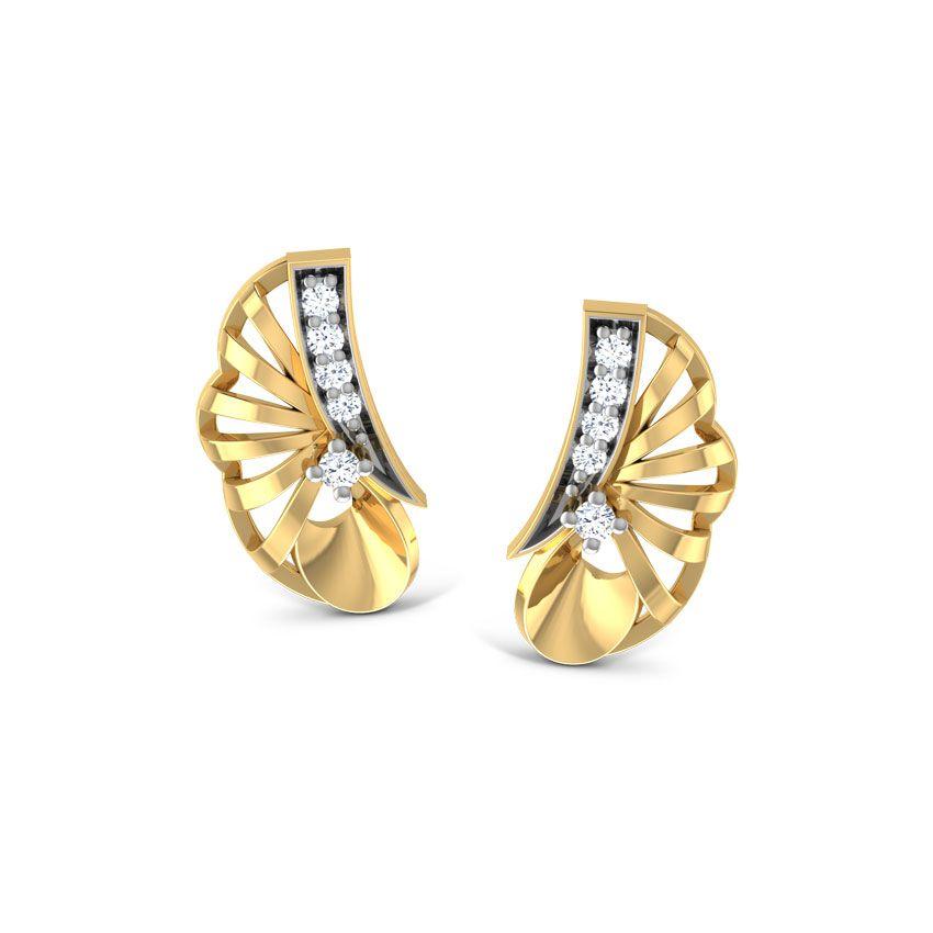 Gleam Diamond Earring By Caratlane