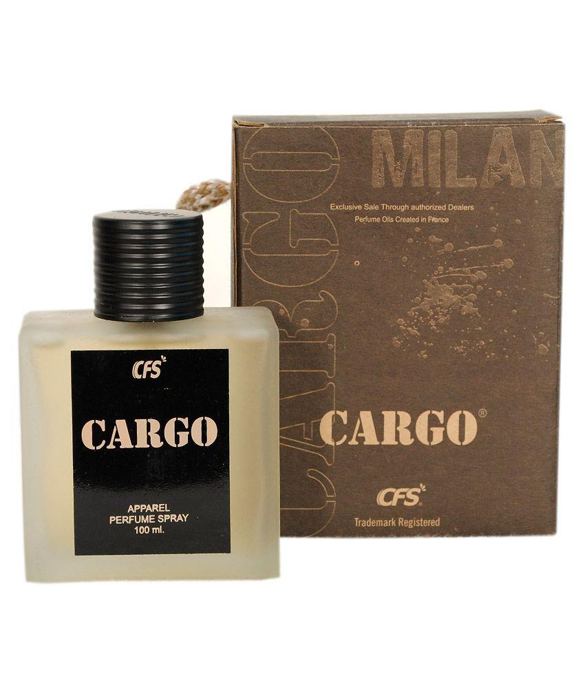 CFS Cargo Brown Perfume 100 ml EDF For Men