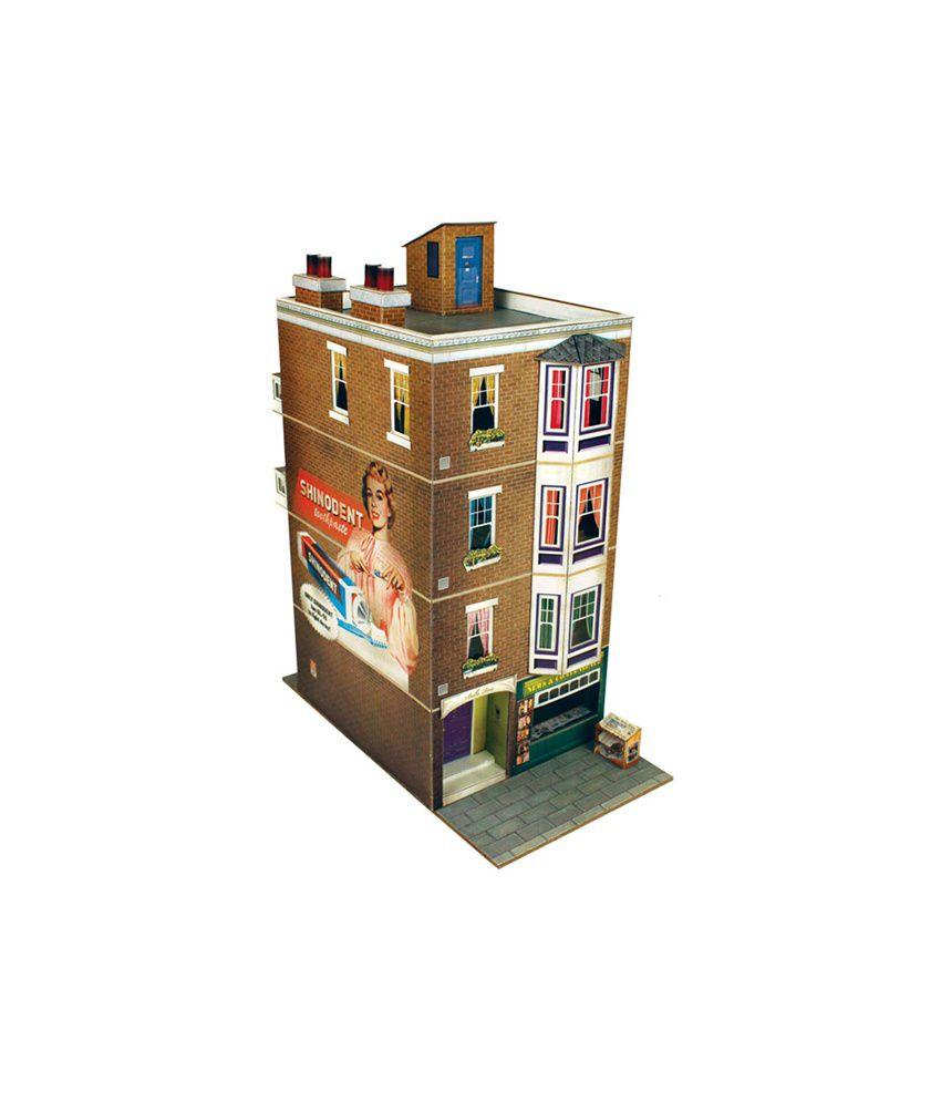 The CityBuilder Apartment Building Kit