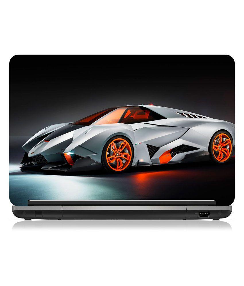 Zapskin Lamborghini Egoista Laptop Skin 15.4 Inches