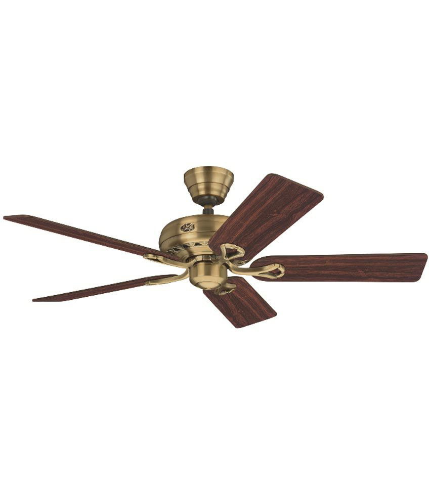 Usha Ceiling Fan Antique Brass Price In India