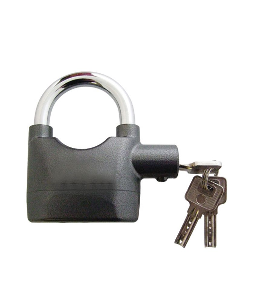 buy zenon security alarm lock for your office shop factory house online at low price in india. Black Bedroom Furniture Sets. Home Design Ideas