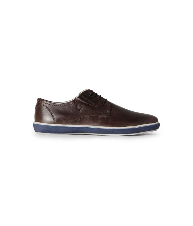 2e82996c2c Allen Solly Brown Casual Shoes - Buy Allen Solly Brown Casual Shoes ...
