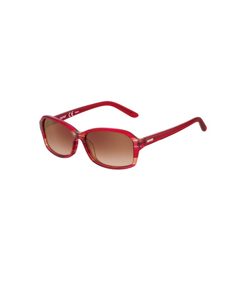 bfcdb8d5a83 Esprit ET17775 531 60 Red Sunglasses - Buy Esprit ET17775 531 60 Red  Sunglasses Online at Low Price - Snapdeal