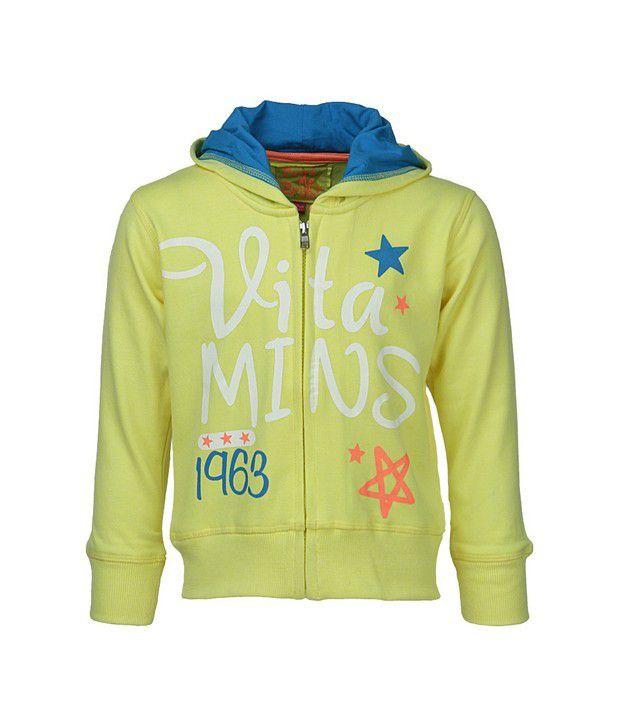 Vitamins Yellow Jackets & Blazer For Girls