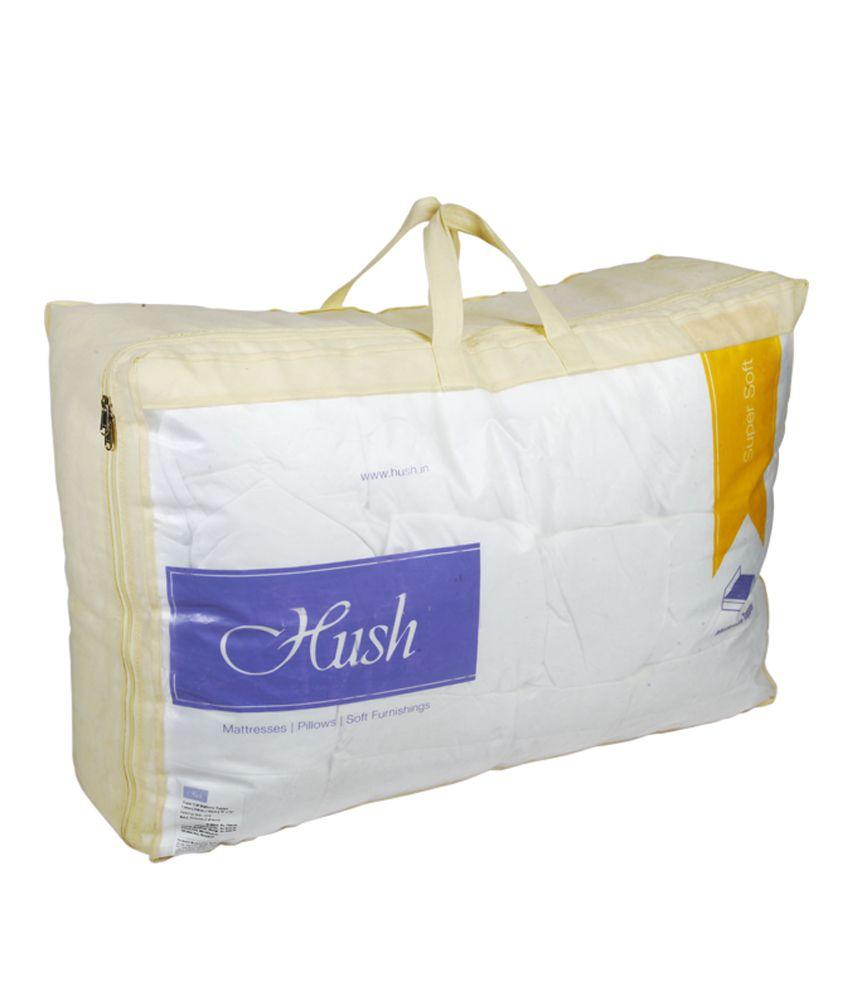 hush super soft mattress topper buy hush super soft mattress
