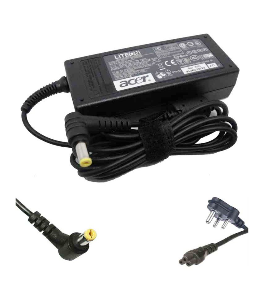 Acer Laptop Adapter Original Genuine Box Pack Acer Aspire E1-521 E1-531 E1-531g E1-571 E1-571g Charger 19v 3.42a 65w Power Adapter