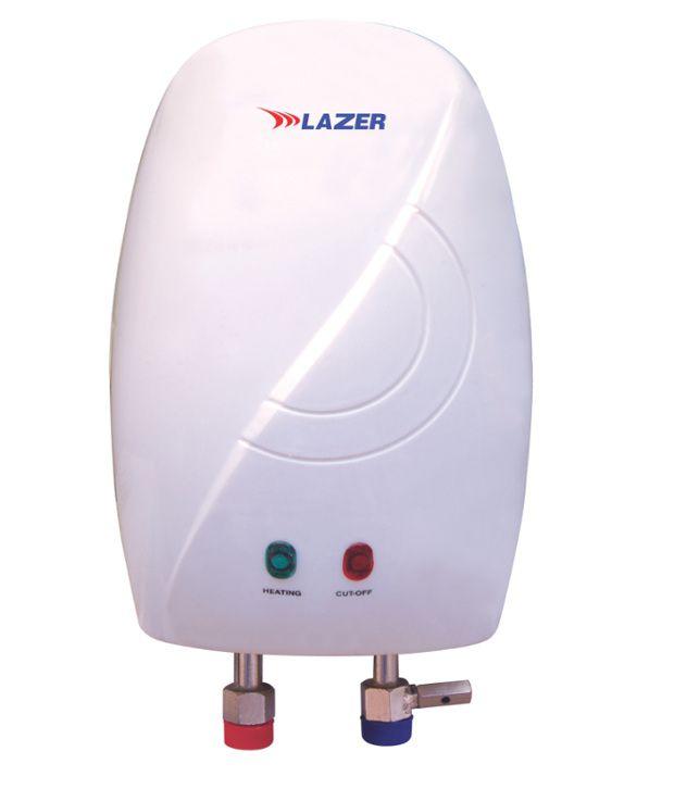 Lazer Exotica Range 1 Ltr Water Geyser