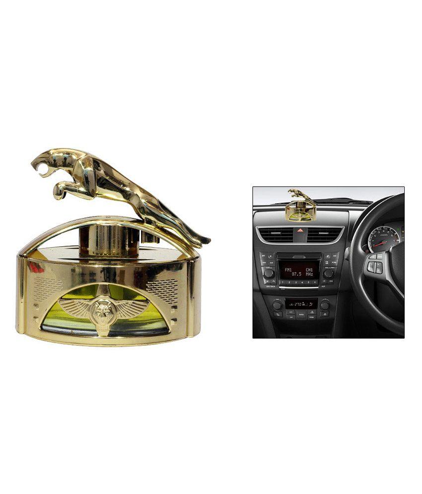 Sdwav Golden Jaguar Car Perfume - Yellow: Buy Sdwav Golden ...