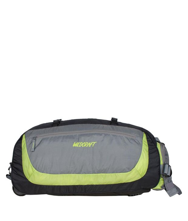 fef5691bf6 Wildcraft Rover Green Duffle Bag - Buy Wildcraft Rover Green Duffle Bag  Online at Low Price - Snapdeal