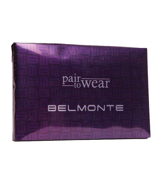 Belmonte Belmonte Premium Unstitched Shirt & Trouser Combo
