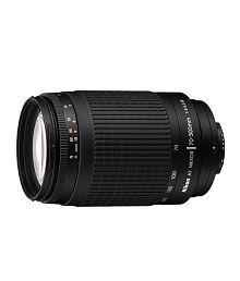 Nikon AF Zoom-Nikkor 70-300 mm f/4-5.6 G (4.3x) Lens