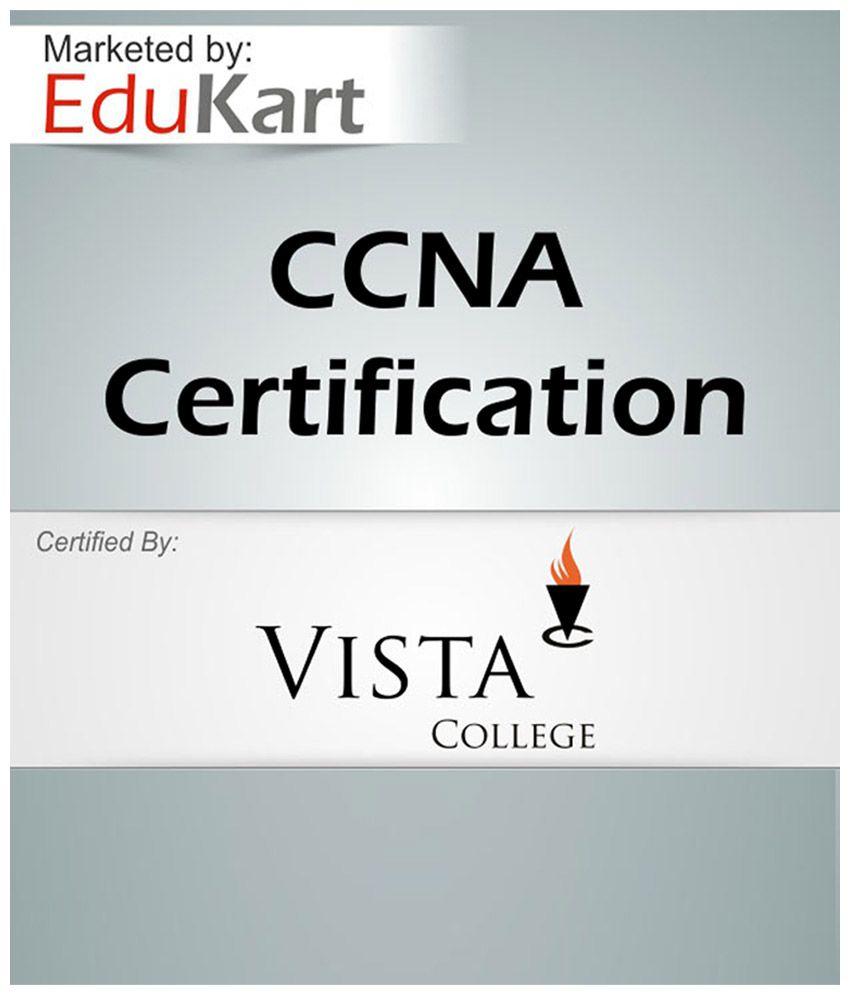 Ccna Certification By Edukart Buy Ccna Certification By Edukart
