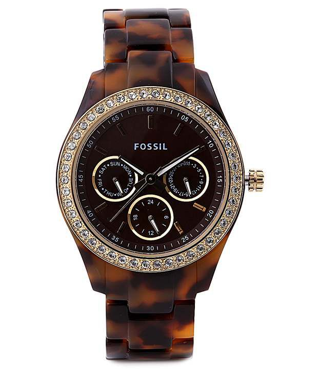 c4f81f9c12b0 Fossil ES2795 Analog Women s Watch Price in India  Buy Fossil ES2795 Analog  Women s Watch Online at Snapdeal
