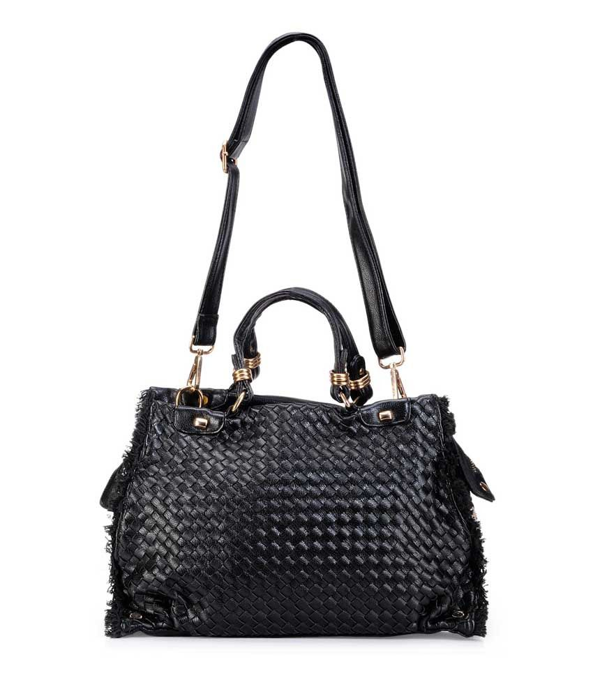 Bags Craze Bc-onlb-172 Black Shoulder Bag