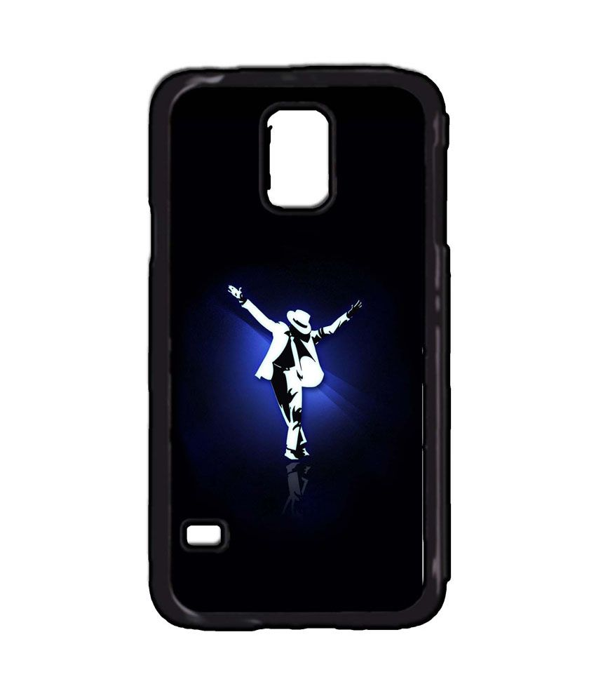 Caseque pop king michael jackson back shell case cover for for Jackson galaxy phone number