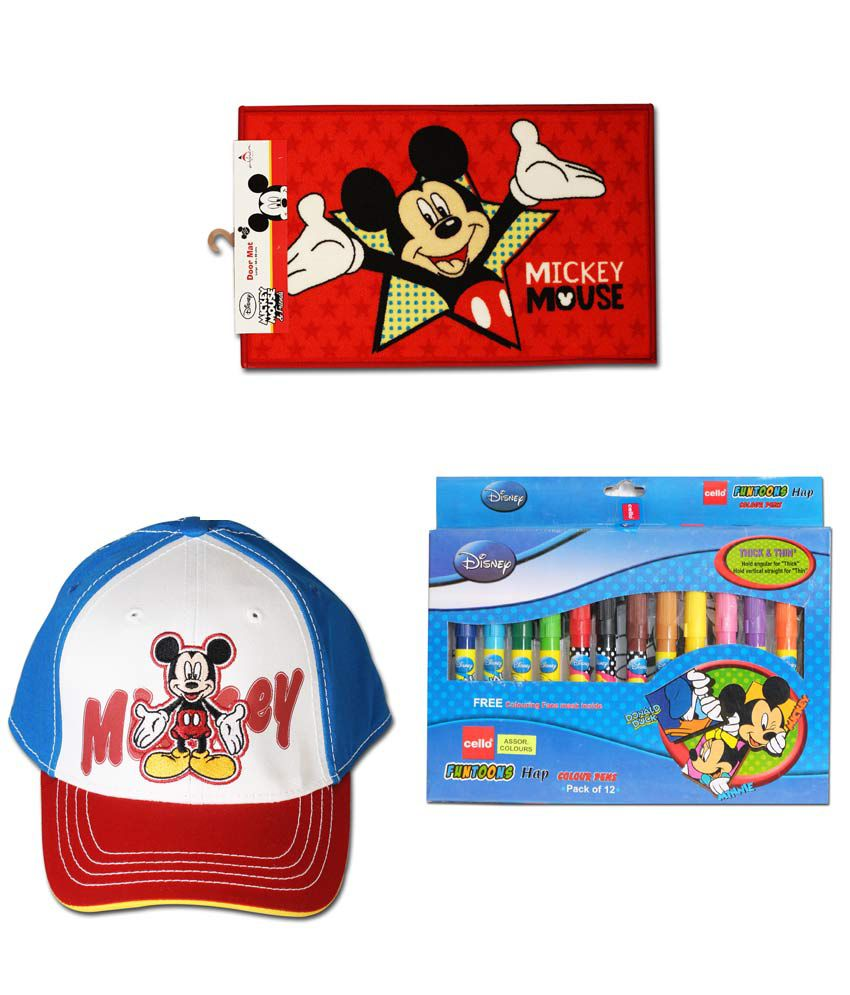 Minnie Mouse Gift Set - Buy Minnie Mouse Gift Set Online at Low Price -  Snapdeal d48c6b383788