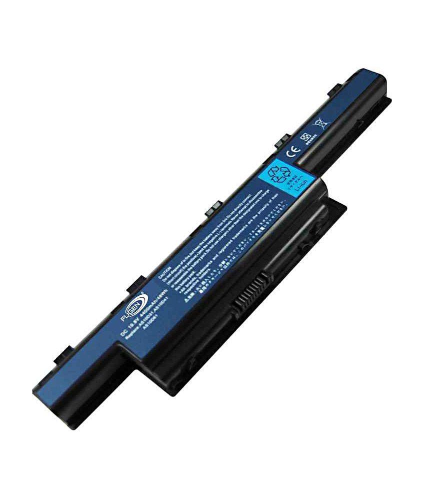 Fugen Laptop Battery Acer Aspire 5741-5763 5741G 5741G-332G50Mn 5741G-333G32Bn 5741G-334G50Mn 1 Yr Warranty