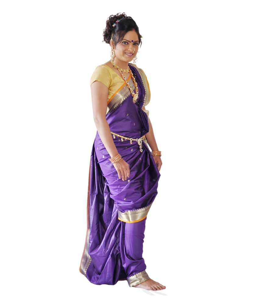To acquire How to maharashtrian wear lavani saree picture trends