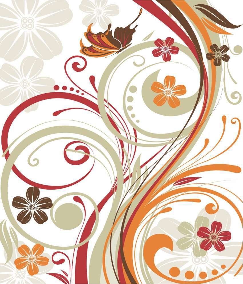 Buy Wallpaper Inc Abstract Wall Decor Online at Low Price in India