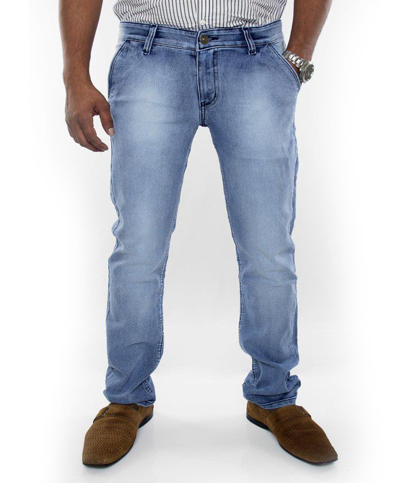 After-6 Trendy Washed Out Denim Jeans