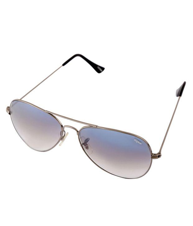 Magic M6010Gun/Bluegradiant Large Men Aviator Sunglasses