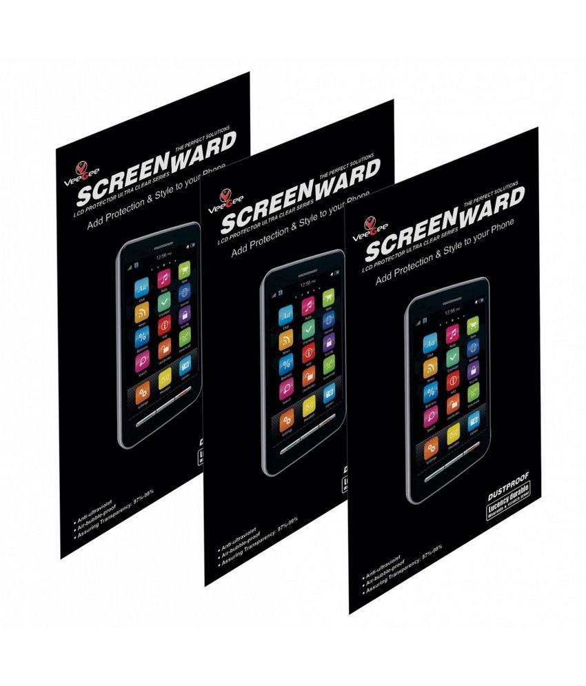 Motorola Razr M Clear Screen Guard by SCREENWARD