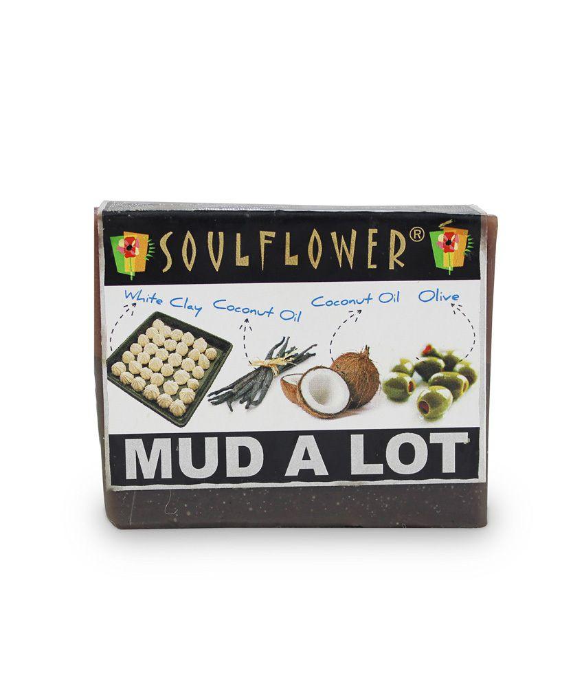 Soulflower Mud A Lot Beauty Soap