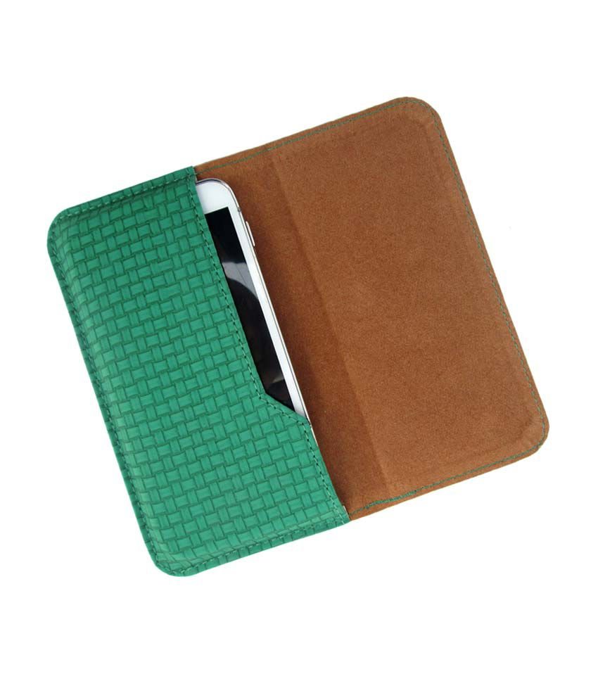 Ikitpit Pu Leather Flip Pouch Case Cover For Htc Windows Phone 8x