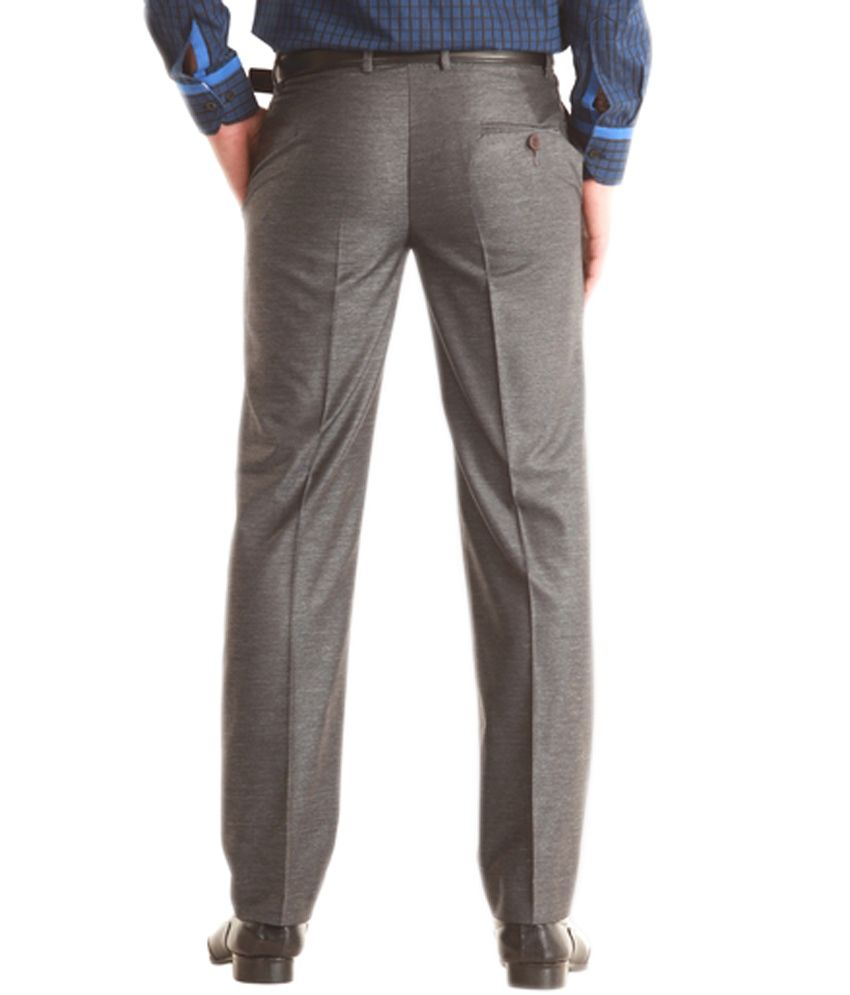 cb11e953be Style Men's Formal Trouser