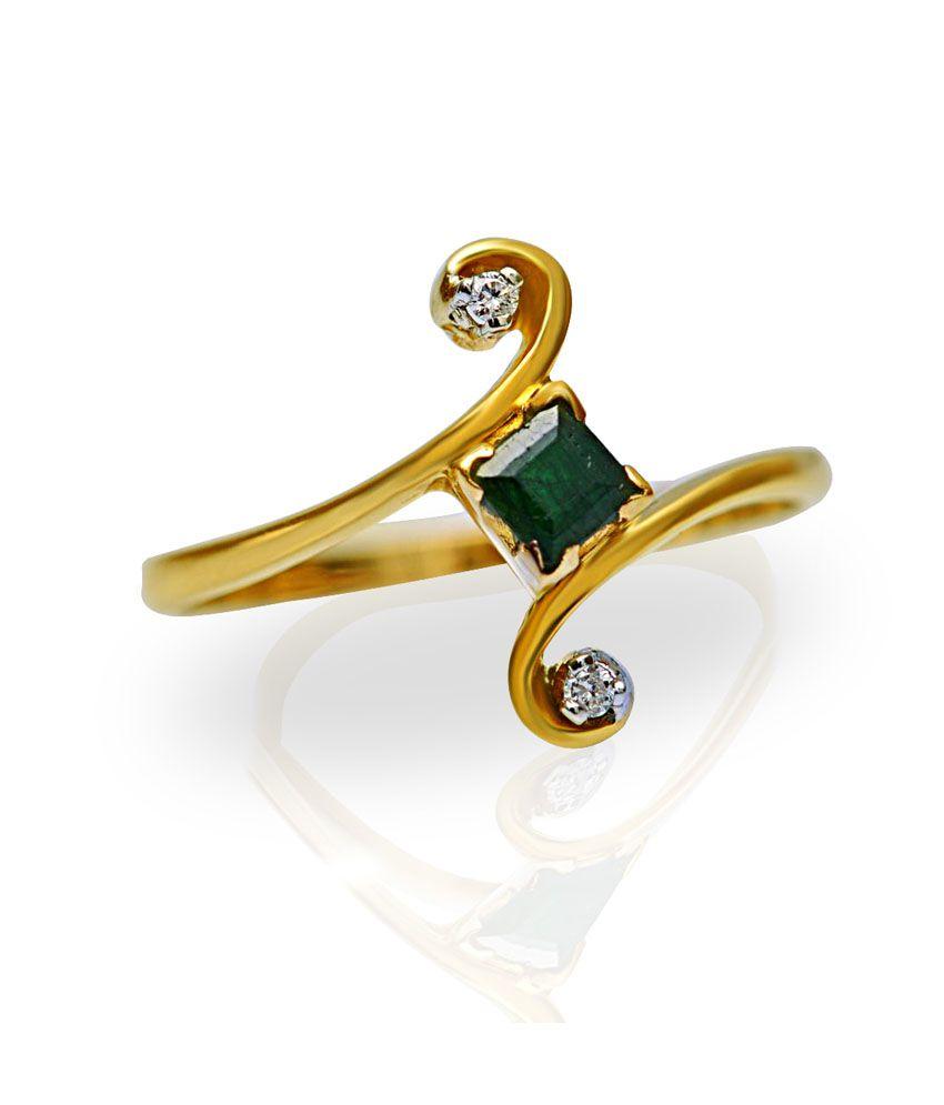 Jacknjewel Delicate Colourful Ring