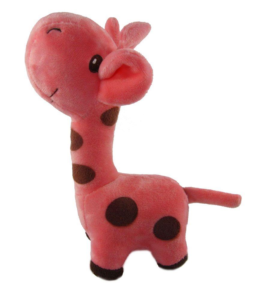 Tickles Ziraffe Teddy bear stuffed love soft toy for boyfriend, girlfriend L: 20 cm