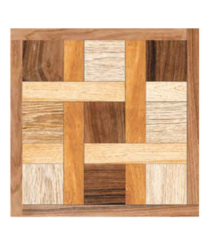 Buy Kajaria Ceramic Floor Tiles (Kashmir Wood) Online At Low Price In India