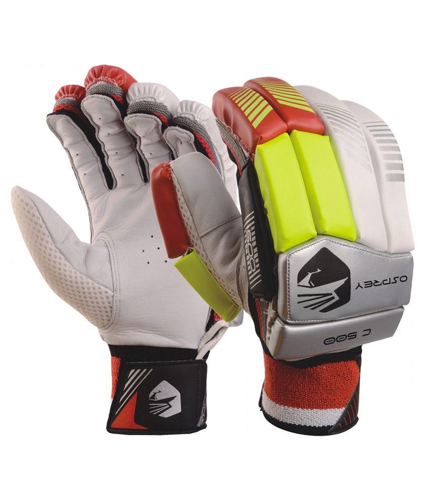 Osprey womens leather gloves - Osprey C 500 Cricket Batting Glove Youth