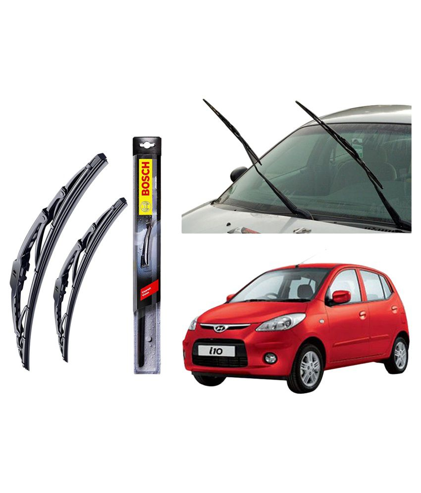 bosch clear advantage wiper blades for hyundai i10 22 16 rh snapdeal com how to install wiper blades on a pontiac g6 how to remove wiper blades on a toyota camry