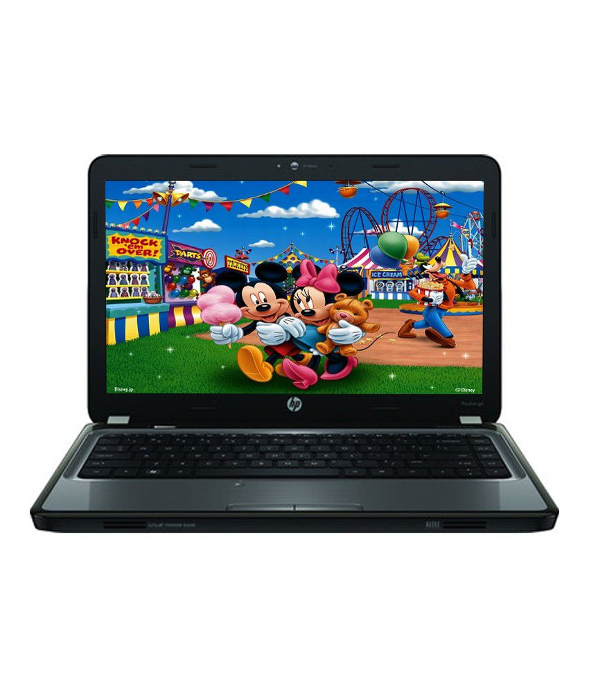HP G4-1303AU Notebook (APU Dual Core A4- 2GB RAM- 500GB HDD- 35.56cm (14) Screen- DOS) (Black) (D7Z60PC)