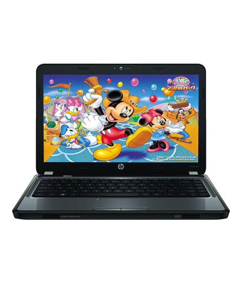 HP G4-1312AU Notebook (APU Dual Core A4- 2GB RAM- 500GB HDD- 35.56cm (14) Screen- Windows 7) (Black) (E4X31PA)