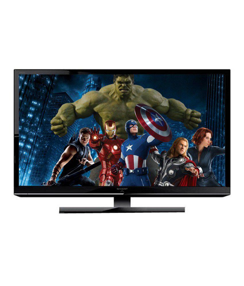 SHARP 39LE155 99 cm (39) Full HD LED Television