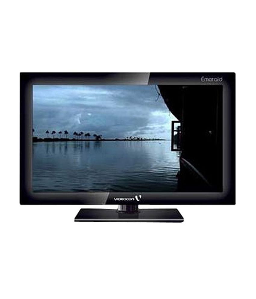 Buy Videocon Vag32hv 81 Cm 32 Hd Ready Lcd Television Online At  # Table Tv Lcd En Palette